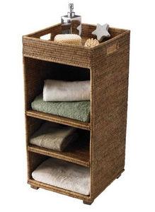 ROTIN ET OSIER - duchesse - Bathroom Single Storage Cabinet