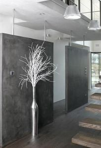 Arts Des Matieres -  - Waxed Concrete For Wall