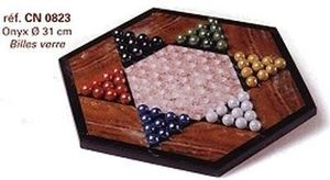 Morize Chavet -   - Chinese Checkers