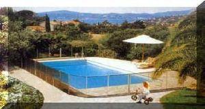 Piscine Securite Enfants -   - Pool Fence