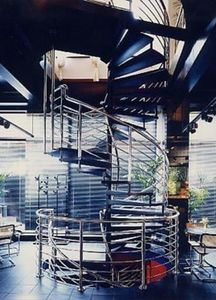 Safety Stairways -  - Spiral Staircase