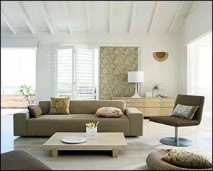 Warwick Fabrics -  - Living Room