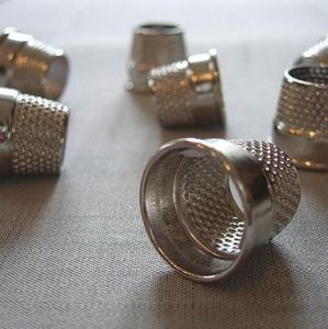 Macculloch & Wallis -  - Sewing Thimble