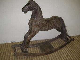 Lys Import -  - Rocking Horse