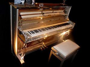 Gary Pons France - gary pons 115 royal / royal s / royal r - Upright Piano