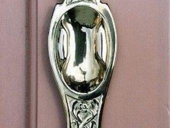 Replicata - schiebetürmuschel jugendstil floral - Door Handle Trim