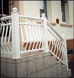 Sertralu Clotures -   - Stair Railing