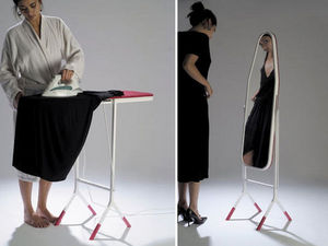 AC-AL - madame est servie - Ironing Board