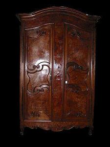 Antiquités Macon -  - Linen Cabinet