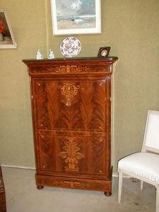 Antiquités NANINCK et LENGAIGNE -  - Secretary Desk