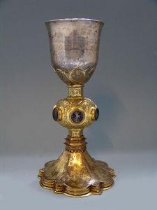 Dario Ghio Antiquites -  - Chalice