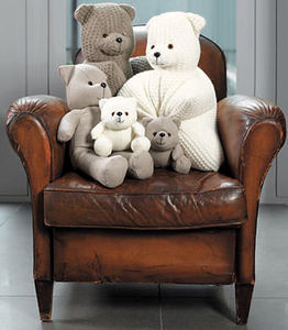 Agnona -  - Rag Teddy Bear