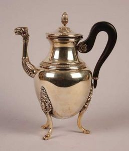 Jacque's Antiques -  - Coffee Server