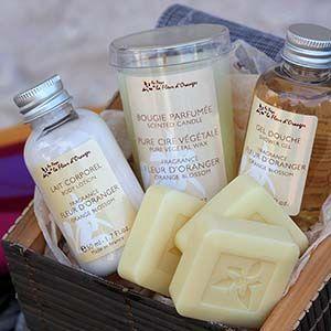 Au Pays de la Fleur d'Oranger -  - Bathroom Soap