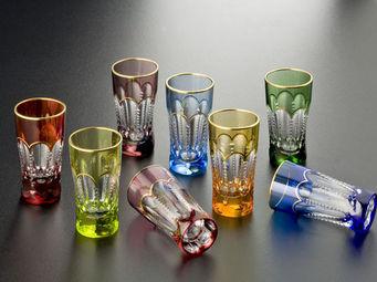 Cristallerie de Montbronn - opérette - Vodka Glass