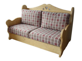 Azur Confort - chartreuse - Sofa Bed