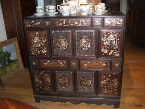 ANTIQUITES THUILLIER - meuble asiatique xixe - Drawer Chest