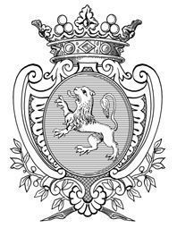 Xavier d'Andeville Héraldiste - dessin à la plume - Ink Drawing