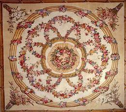 Armand Deroyan - savonnerie - Savonnerie Carpet