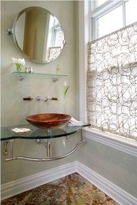 MERYL STERN INTERIORS -  - Interior Decoration Plan Bathrooms