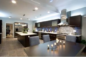 VANESSA DELEON ASSOCIATES -  - Interior Decoration Plan Kitchen