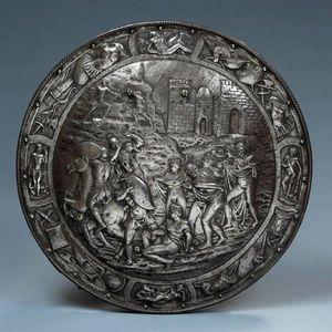 Galerie de Souzy - rondache italienne du xvième - Shield