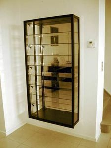 Vitrinexpo27 -  - Wall Display Cabinet