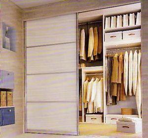 Concept Habitat -  - Straight Walk In Closet