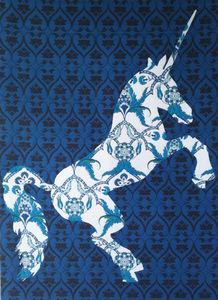 NEOLICE - légende e1 - Modern Tapestry