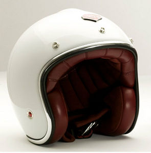 LES ATELIERS RUBY -  - Motorbike Helmet