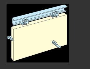 HENDERSON - senator - Sliding Door Rail