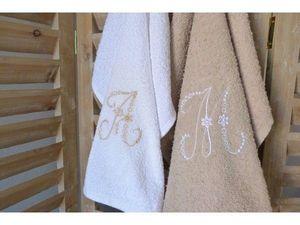 La petite Lucienne - emma - Guest Towel