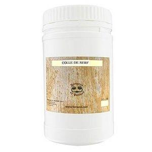 FERRURES ET PATINES - colle de nerf en grains - collages delicats, resta - White Glue