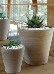 POTERIE GOICOECHEA -  - Flower Container