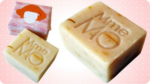 MADAME MO - calendula - Natural Soap