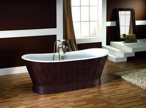 BLEU PROVENCE - epoque cuoio - Freestanding Bathtub