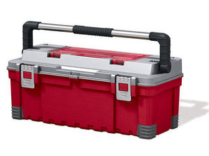 KETER - http://www.keter.com/products/mp-toolbox-26 - Tool Box