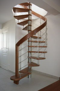 Créateurs d'Escaliers Treppenmeister -  - Spiral Staircase