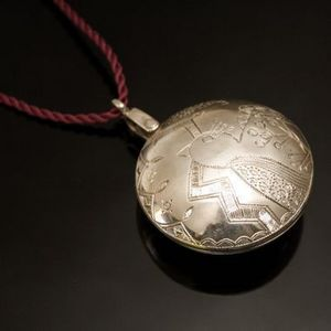 KARUNI - ombre claire - Necklace Chain