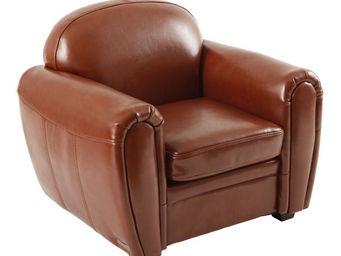 Miliboo - club - Children's Armchair
