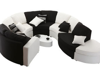 Miliboo - u2y3 canape pt interrogation 10 pl - Adjustable Sofa