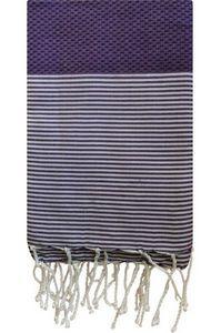 SAJADA - fouta lavande - Fouta Hammam Towel