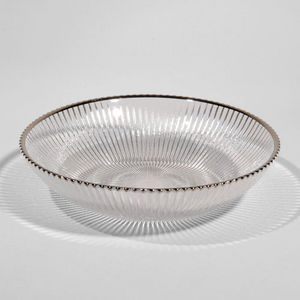 MAISONS DU MONDE - assiette à soupe aria - Round Dish