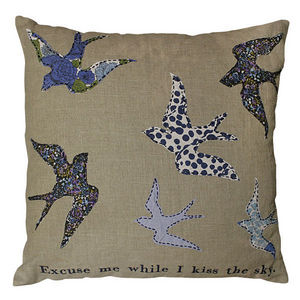 Sugarboo Designs - pillow collection - excuse me - Children's Pillow