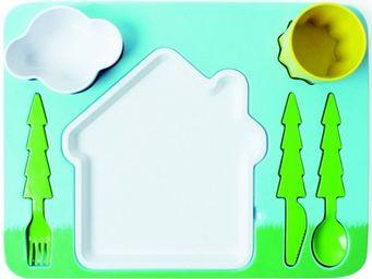 Manta Design - plateau design pour enfants kidymiam - Child Plate