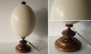 The Little Museum Shop -  - Ostrich Egg