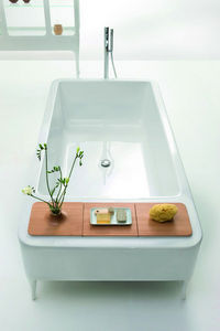 Sopha Industries - hayon collection bisazza bagno - Freestanding Bathtub With Feet