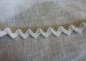 L'ARRET DECO -  - Lace Braid
