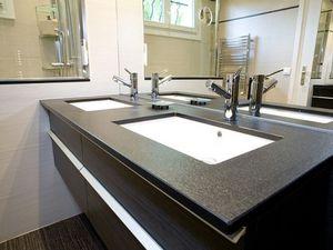 Marbrerie Des Yvelines -  - Washbasin Counter