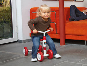 Kettler - tricyle smoovy rouge 1er age 57,5x27x36,5cm - Tricycle